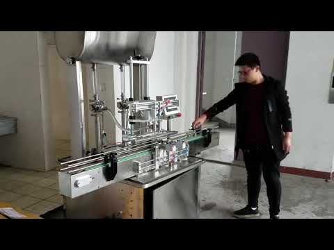 косметическая разливочная машина, автоматическая поршневая паста жидкого мыла
