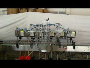 маленький автоматическая шестерня насоса бутылки мыло жидкого розлива машина цена