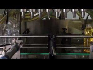 автоматическое растительное масло, укупорочная машина для розлива пальмового масла