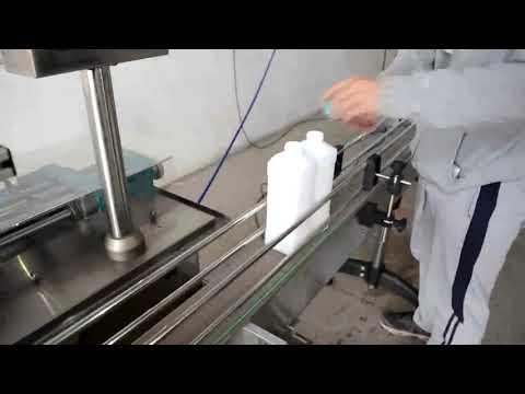 экономичная автоматическая машина для розлива масла в поршневые двигатели