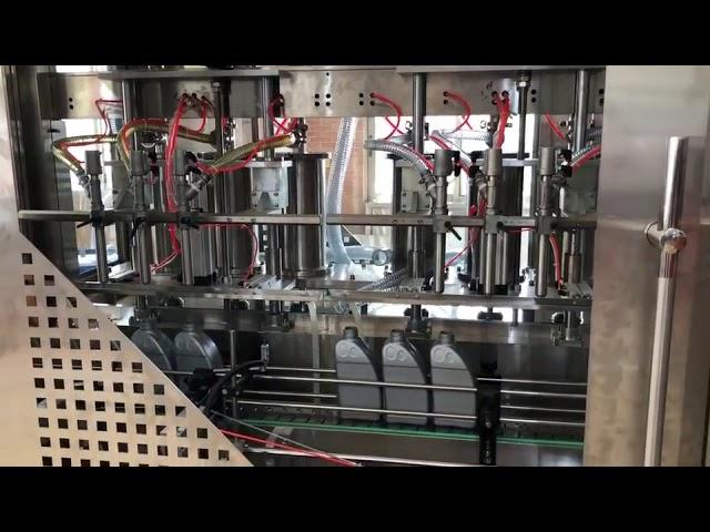 автоматическая машина для наполнения смазки