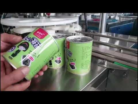 полностью автоматическая косметическая машина для наполнения бутылок с укупорщиком