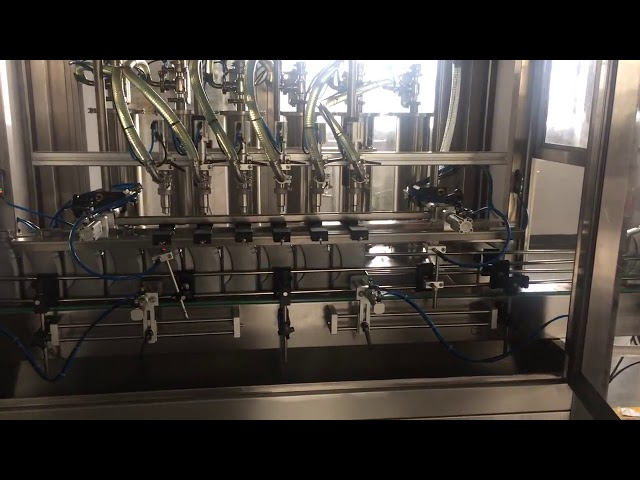моторное масло высокой точности 5l смазывает машину завалки заполнителя бутылки