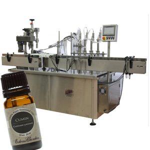 Автоматическая машина для розлива сиропа