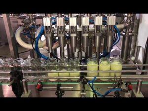 машина завалки пищевого масла горячих продаж автоматическая vegetable