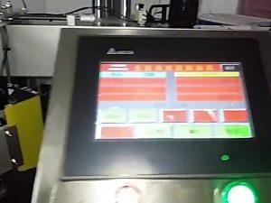 Автоматическая компьютеризированная машина для печати этикеток