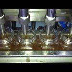 машина завалки бутылки прямых моющих средств прямых продаж фабрики полностью автоматическая
