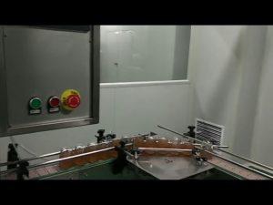 автоматическая бутылка с фруктовым джемом баночка паста соус стиральная заполнение укупорки этикетировочная машина