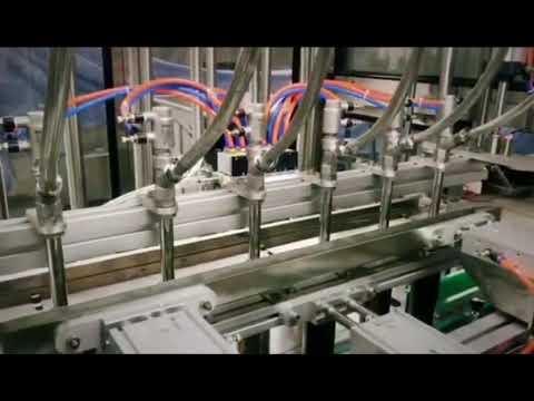 автоматическое поршневое линейное моющее средство, шампунь, масло для розлива вязких жидкостей, смазочное масло