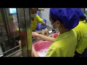 Шампунь с 4 насадками, моющее средство, жидкое мыло, машина для розлива и укупорки оливкового масла