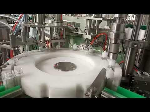 Высококачественная травяная укупорочная машина для жидких бутылок емкостью 30 мл
