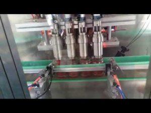 автоматический томатный соус, соус чили, йогурт, производитель машины для наполнения джемов