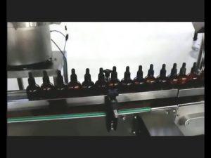 автоматическая лакировочная машина для глазных капель