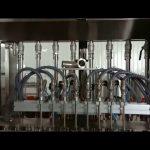 Фабрика прямой продажи линейный поршень жидкий соус специи бутылки розлива, укупорочные машины