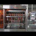 полностью автоматическая машина для наполнения сервировки томатным соусом
