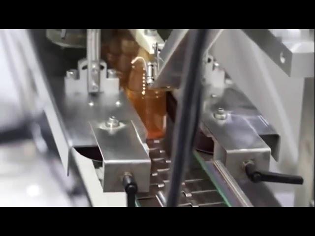 1000 Вт жидкое эфирное масло пищевая разливочная машина