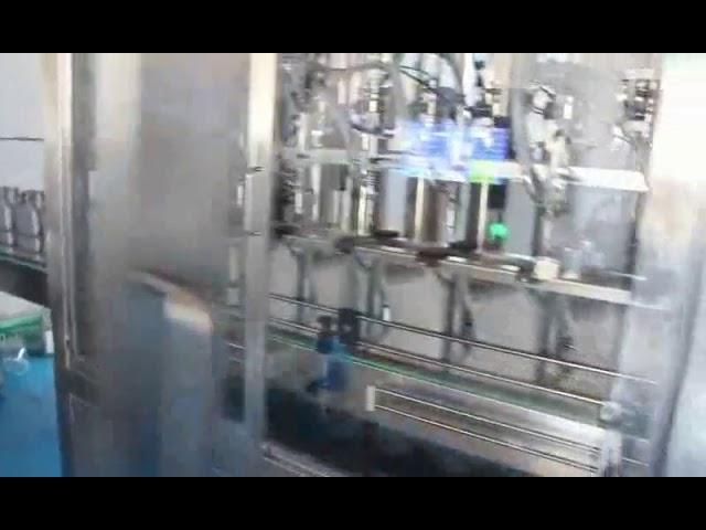 машина для наполнения моторного масла, полная машина для наполнения моторного масла