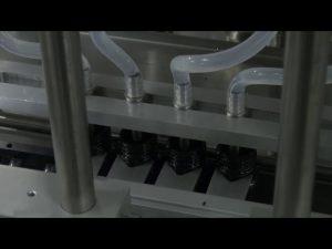 10 мл-5л автоматическая разливочная машина с 6 головками