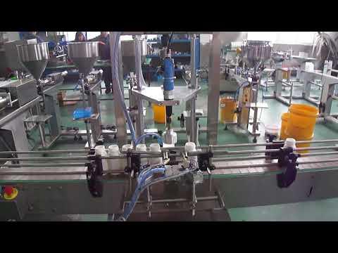 автоматическая машина завалки меда дешевой цены жидкостная для бутылки