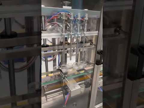 автоматическая машина для наполнения флаконов для духов, разливочная машина с ценой