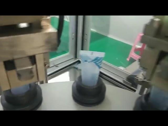 автоматическая косметика фармацевтическая пища пластиковая туба запайки