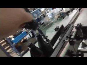 автоматическая встроенная прямая стеклянная бутылка алюминиевая крышка ropp укупорочная машина